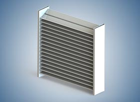 Wind Resistant Louvers Vancouver